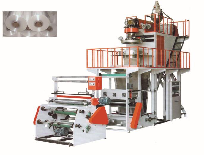Экструдер для производства полипропиленовой (ПП) пленки с вращающейся головкой