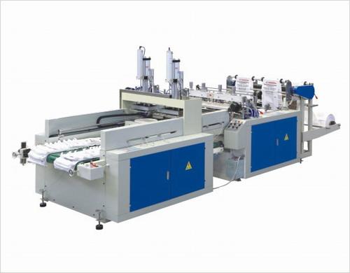 Автоматическая пакетоделательная машина для производства пакетов