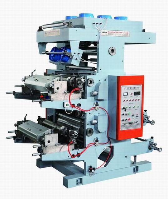 Флексографическая печатная машина YT-2600