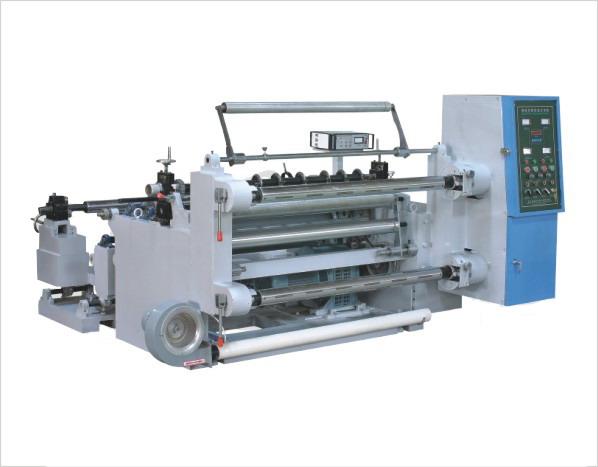 آلة تقطيع الرولات عالية السرعة مع تحكم رقمي