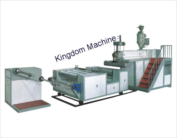 Two layers Bubble Film Machine KDPE