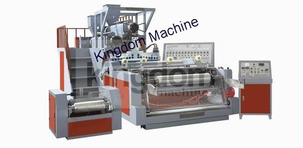 PE stretch film making machine